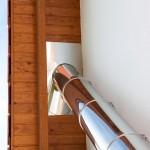 Abdeckung für Dachdurchführung